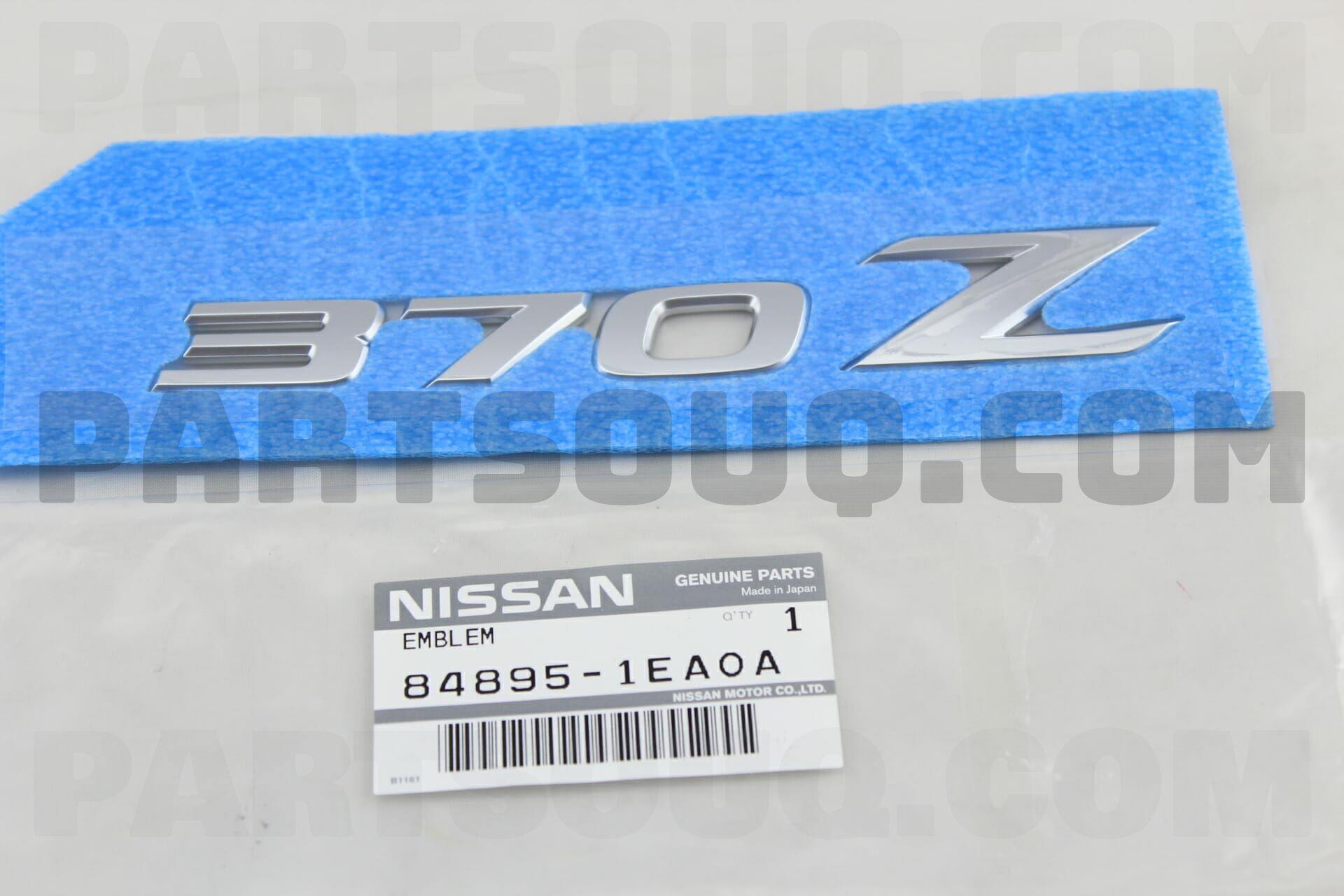 Nissan Genuine 84895-1EA0A Emblem