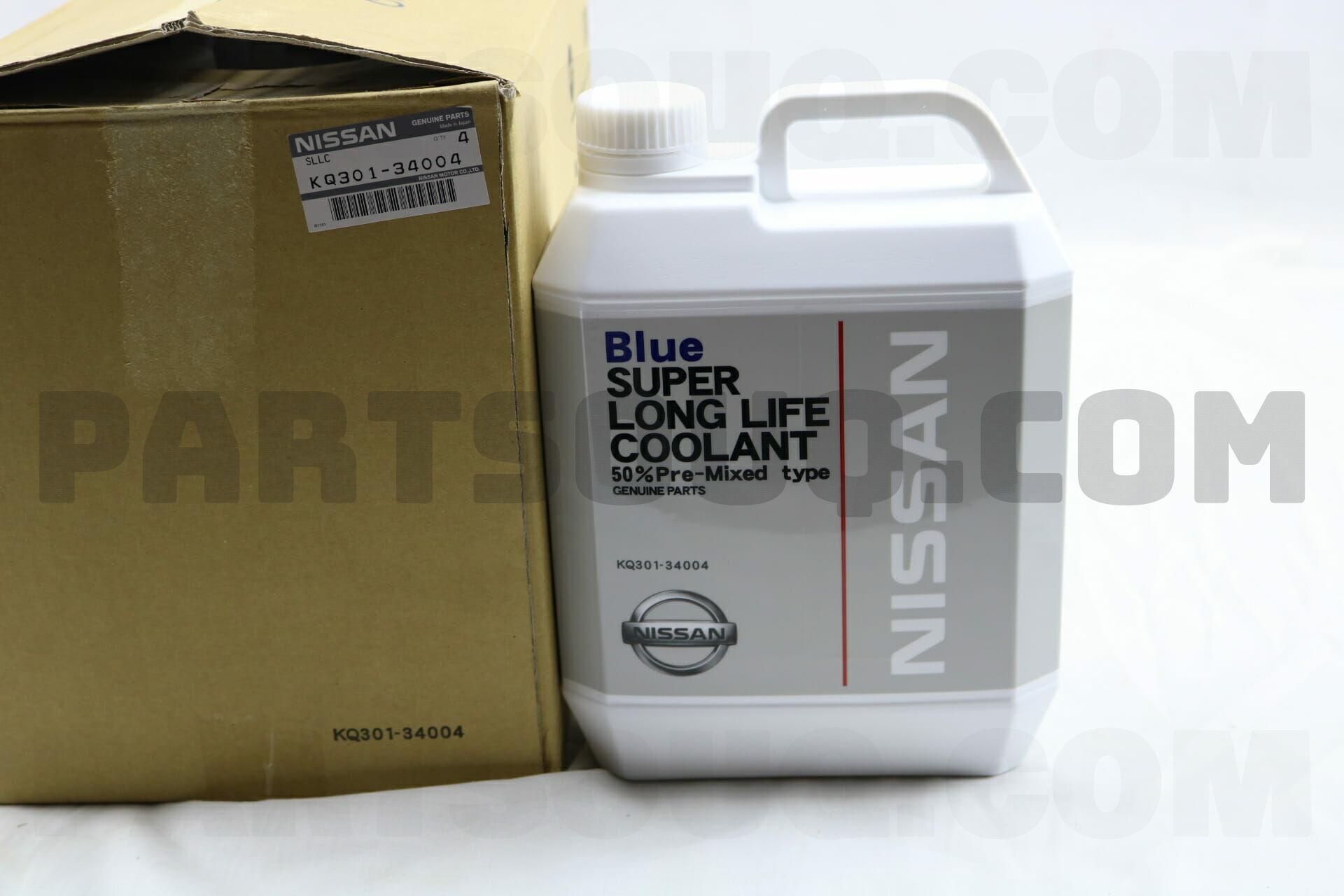 Nissan KQ30134004 BLUE ENGINE COOLANT