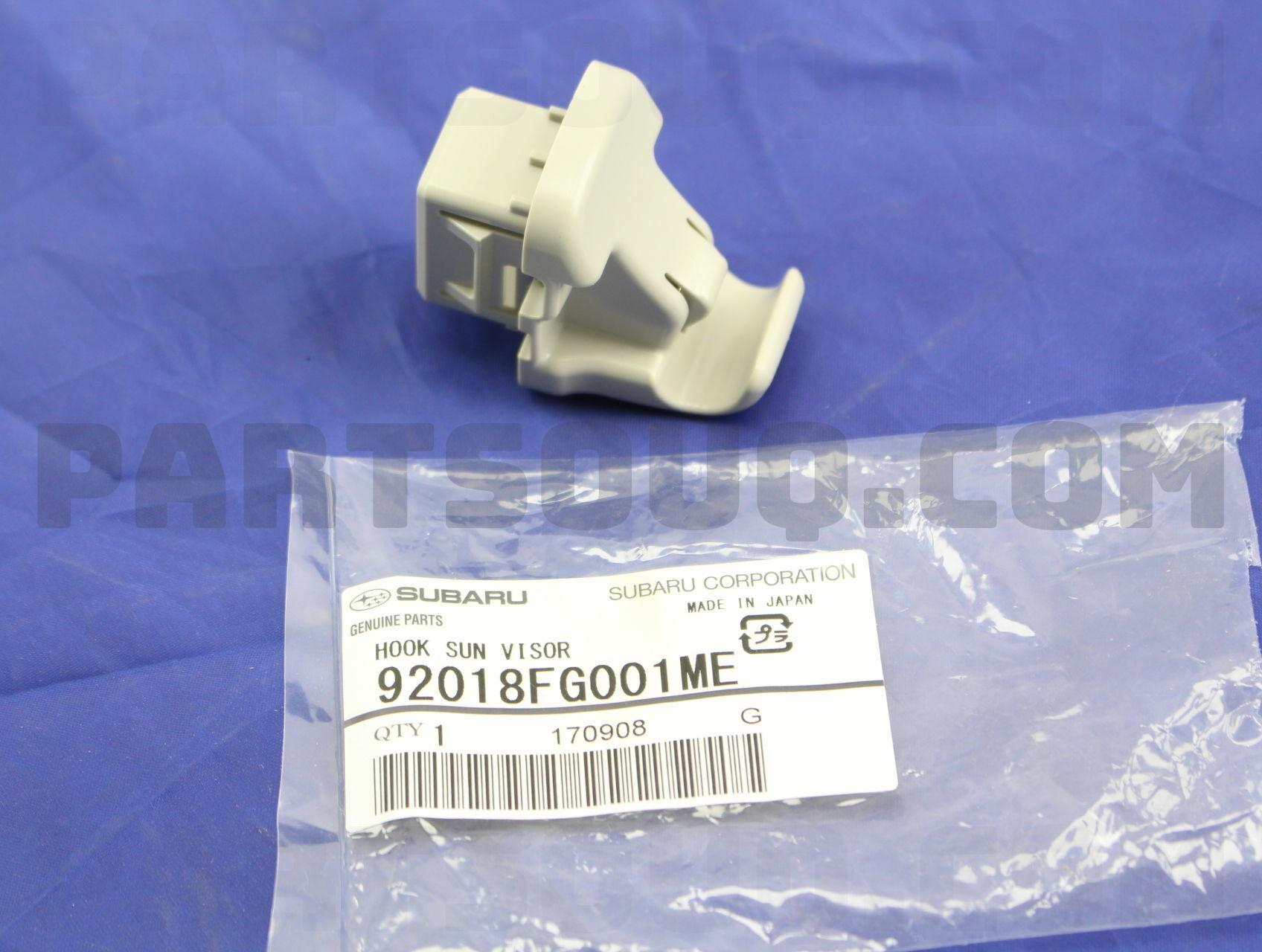 92018FG001ME Subaru HOOK SUN VISOR Price  2.32  345d24564a8