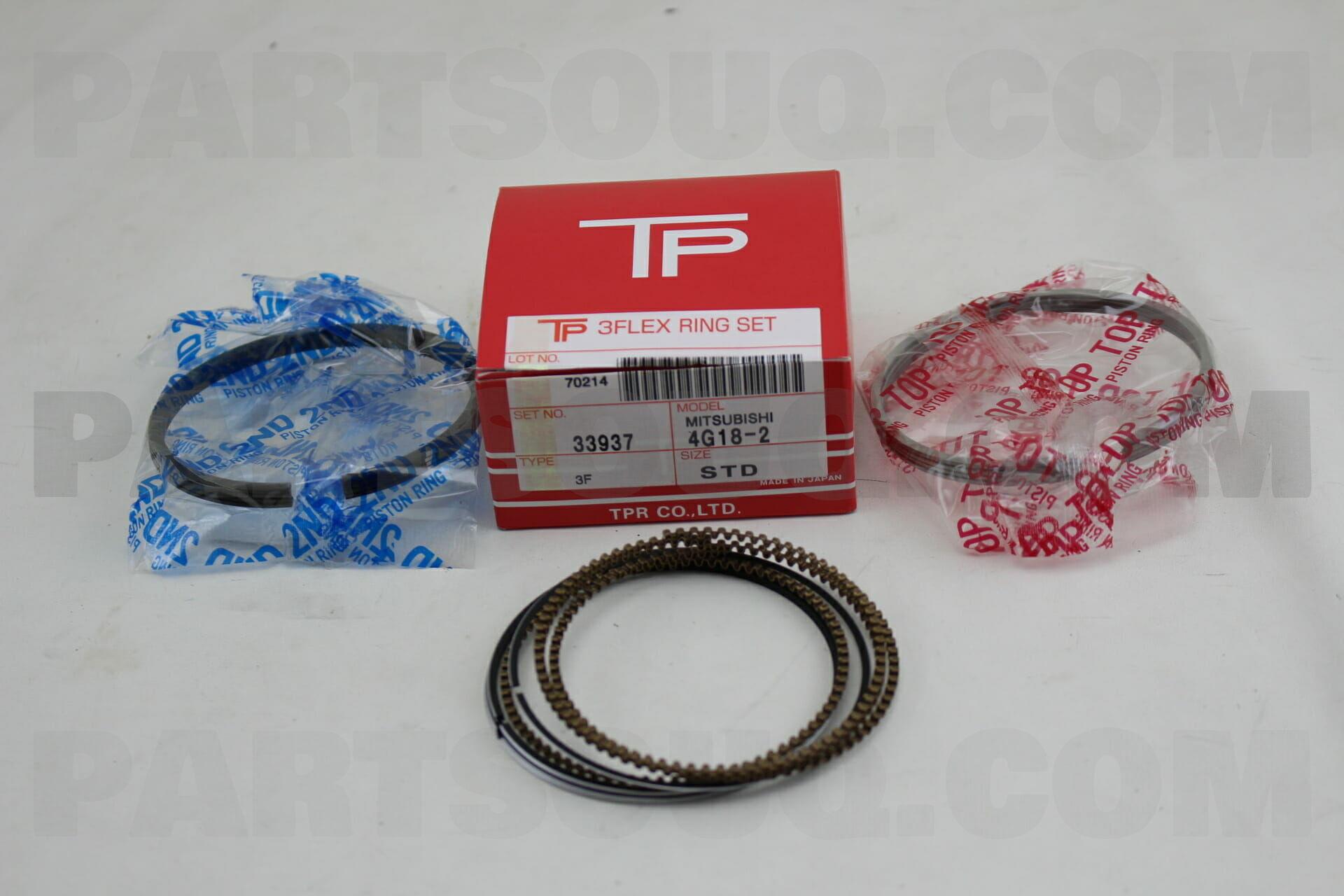 MD361982 Mitsubishi RING SET,PISTON Price: 111 73$, Weight