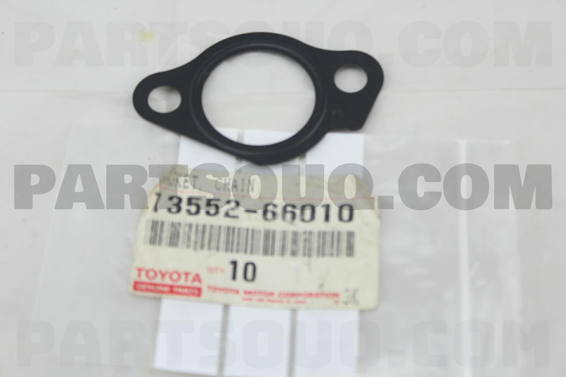 Genuine Toyota Gasket Chain Tension 13552-66010