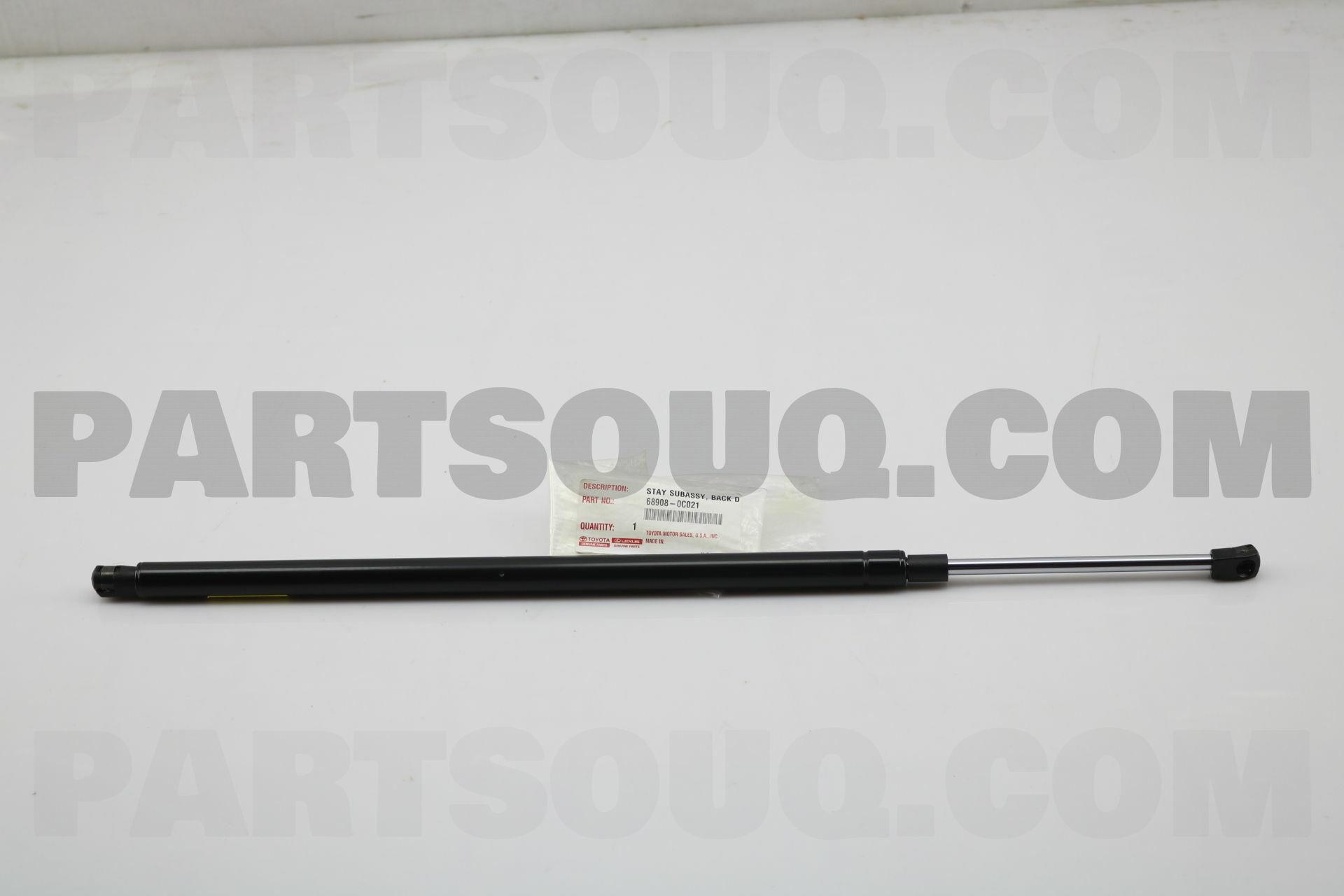Toyota 68903-0R012 Door Damper Stay Bracket